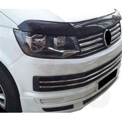 RVS Grille Lijsten 6 delig passend voor VW Transporter T6  2015+