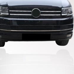 RVS Grille Lijsten 4 delig passend voor VW Transporter T6  2015+