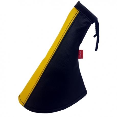 Universele handremhoes zwart-geel