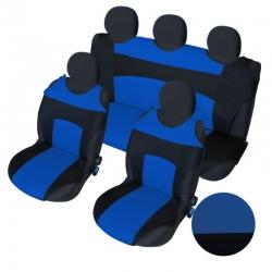 Autostoel T-shirt set Zwart Blauw
