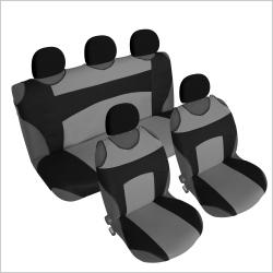 Autostoel T-shirt set Zwart grijs