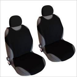 Autostoel T-shirt  zwart