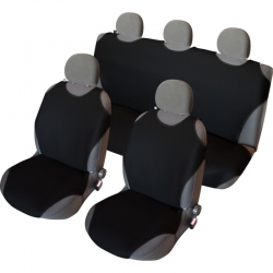 Autostoel T-shirt set  zwart