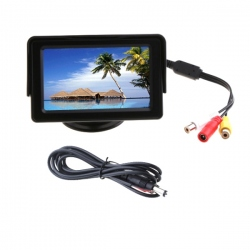 TFT-monitor voor VCD DVD GPS 4,3 inch