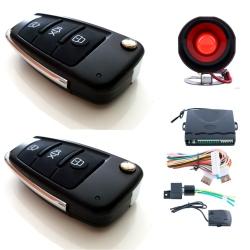 Auto alarm met klapsleutel A68