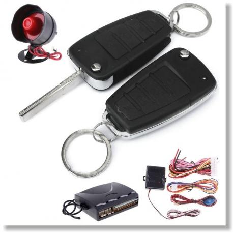 Auto alarm volkswagen,Audi,Seat met klapsleutel