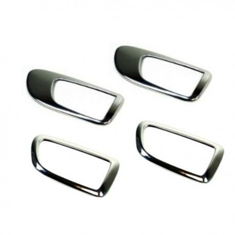 Chromen RVS binnendeur panelen voor Mazda 3