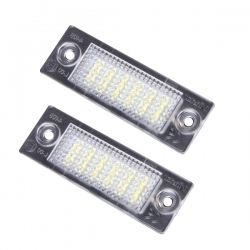 LED Kentekenverlichting VW Caddy III 2004-2010