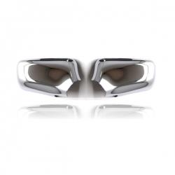 Chromen Spiegelkappen voor VW Golf 3