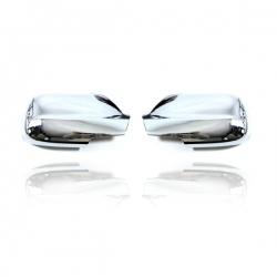 Chromen Spiegelkappen voor VW Polo 6N