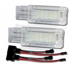 Audi LED Kofferbak/Voetruimte/Interieur verlichting