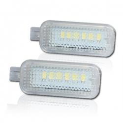 Audi LED voetruimte verlichting