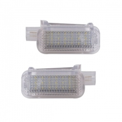 Seat led voetruimte verlichting uncarparts for Seat leon led verlichting