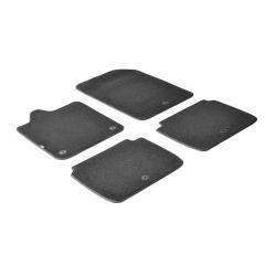 Velours Automatten set zwart  voor  Chevrolet Trax 3/2013+