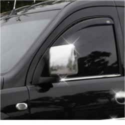 RVS chromen raamlijst  Opel Combo D