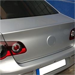 Chromen RVS kofferbak strip VW Passat 3C B6