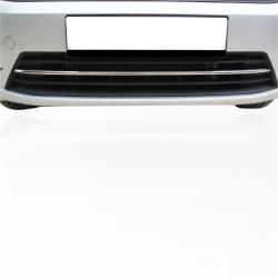 RVS Grille Lijsten voor bumper passend voor VW Caddy 2015+