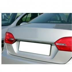 Chromen RVS kofferbak strip VW Jetta (2012+)
