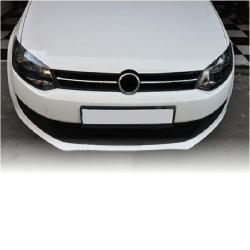 RVS Grille Lijsten 2 delig VW Polo 5
