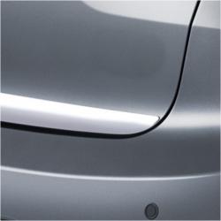 Chromen RVS kofferbak strip Mercedes CITAN