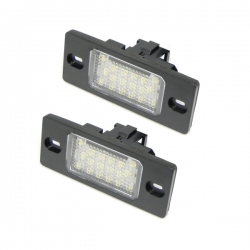 LED Kentekenverlichting VW Golf 6 Variant, vanaf 2009-