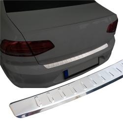 RVS Achterbumperprotector VW CADDY Bj: 2010+