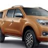 Chrome Deurgrepen Cover Geschikt voor Nissan Navara vanaf 2016-