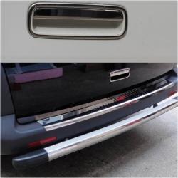 Chromen deurgrepen voor kofferbak deur Geschikt voor VW T5.5 Multivan vanaf 2010