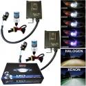 H4 xenon ombouw set